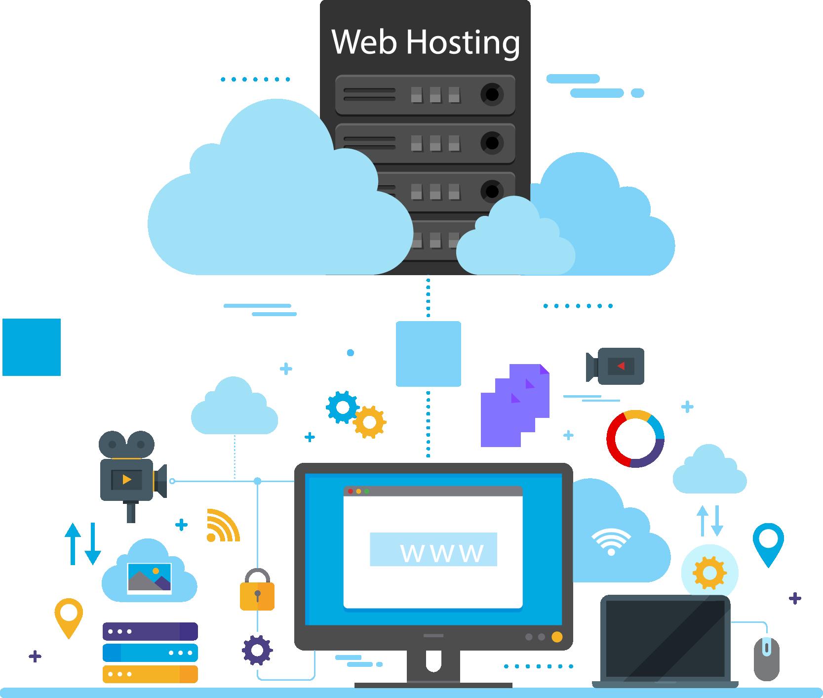 Domain Registration & Hosting - Triangle Services Ltd
